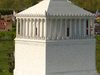 The Maussolleion Scale Model