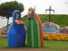 Theme Sculptures