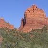 The Mitten From Brins Mesa Trail