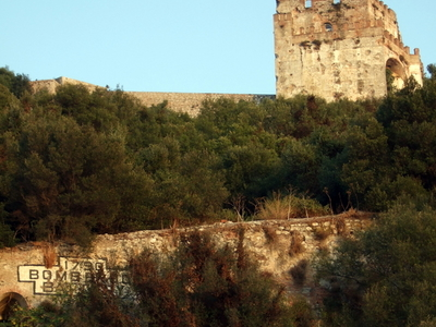 The Moorish Castles Tower