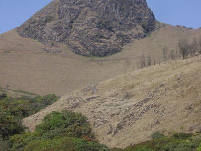 The Mukurthi Peak & Mukurthi National Park