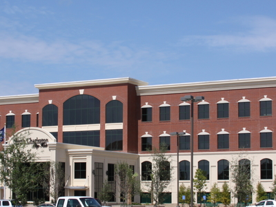 The New City Hall For The City Of North Charleston.