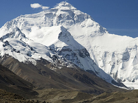 Everest North Face Expedition 2014