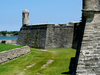 The North Wall Of The Castillo