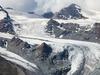 Theodul Glacier In Swiss Alps
