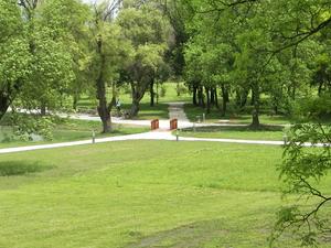 El parque de Forgách-Castle