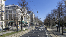 The Parkring Section Of The Ringstraße