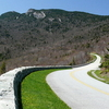 The Parkway Near Grandfather Mountain