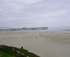 The Pier At Pismo Beach