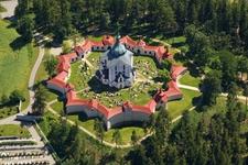 The Pilgrimage Church Of St. JOhn Of Nepomuk