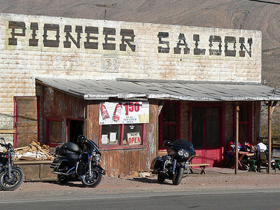 The Pioneer Saloon