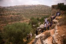 The Ramallah Hills