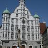 The Renaissance Town Hall Of Memmingen.