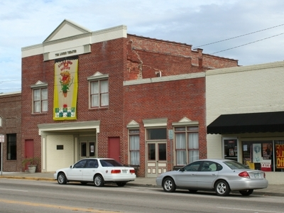 The Restored Lourie Theater Downtown St. George