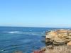 The Rocky Beach At Sunset Cliffs