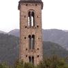 The Romanesque Church Of Sant Miquel