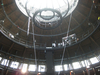 Inside Of The Roundhouse
