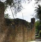 The Ruin of Raja Muda's Palace