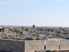 The Ruins From Atop The Barracks
