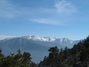 Montañas de San Bernardino
