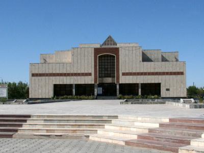 The Savitsky Karakalpakstan Art Museum At Nukus