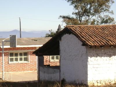The Schoolhouse Of Mesa Del Cobre