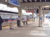 The SEPTA Terminal E Platform