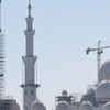 The Sheikh Zayed Grand Mosque