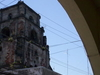 The Sinking Belltower Of Laoag