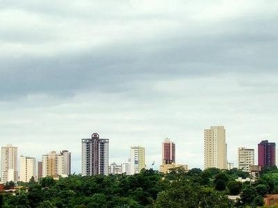 The Skyline Of Foz Do Iguau