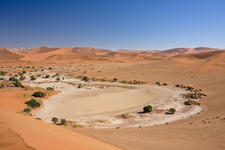 The Sossusvlei Pan