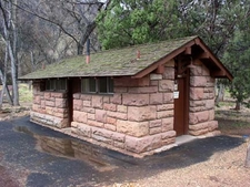 The South Campground Comfort Station - Zion - Utah - USA