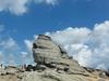 The Sphinx In Bucegi Natural Park Of Romania