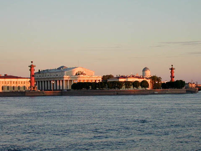 The Spit Of Vasilyevsky Island
