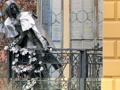 The Statue Of Liszt Ferenc, Pécs