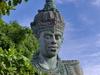 The 23-metre (75.5 Ft) Statue Of Vishnu