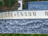 The Stevenson Ranch Fountain And Sign On Holmes Place