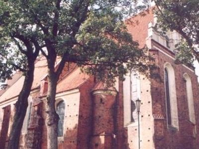 The-St-Jacobs-parish-church-in-Wągrowiec