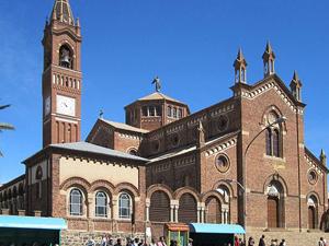 Catedral católica de Asmara