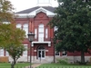 The Sumter County Courthouse In Livingston Alabama