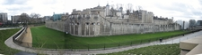 The Tower Of London Outer Curtain Wall