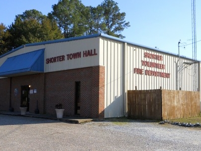 Fire Department In Shorter Alabama
