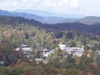 The Town Of Highlands As Seen From Sunset Rock.