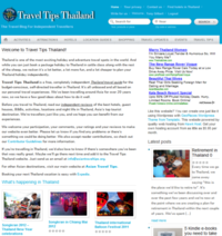 The Travel Blog For Independent Travellers Travel Tips Thailand