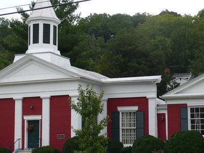 The Trinity Episcopal Church In Buchanan