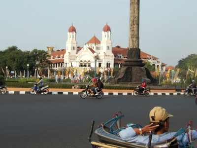 The Tugu Muda Represents Semarang During Revolution