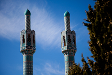The Twin Minarets