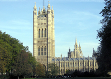 The Victoria Tower Parliament