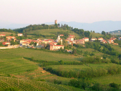The Village Of Hum In The Municipality