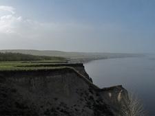 The Volga Has A Rocky Right Bank